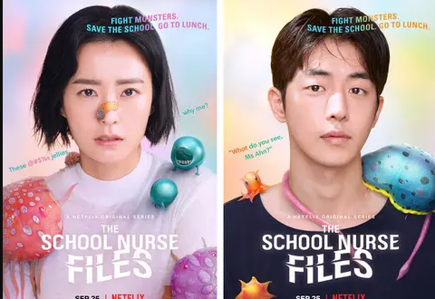 Karakter Utama Dalam DraKor 'The School Nurse Files'